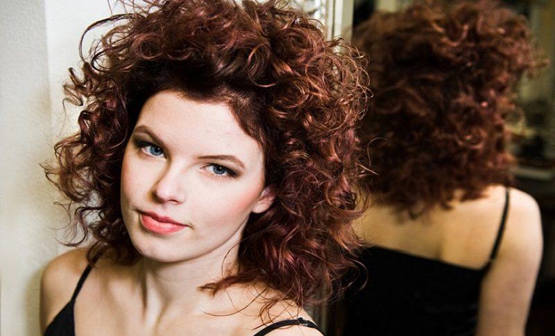 ECO coiffures, portrait of Kim